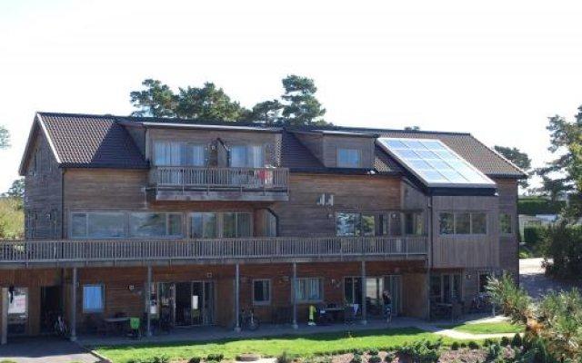 Отель Kristiansand Feriesenter Норвегия, Кристиансанд - отзывы, цены и фото номеров - забронировать отель Kristiansand Feriesenter онлайн вид на фасад