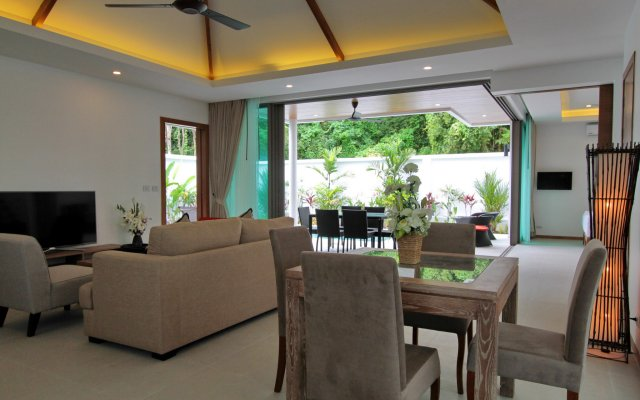 Отель Ya Nui Beach Villas комната для гостей