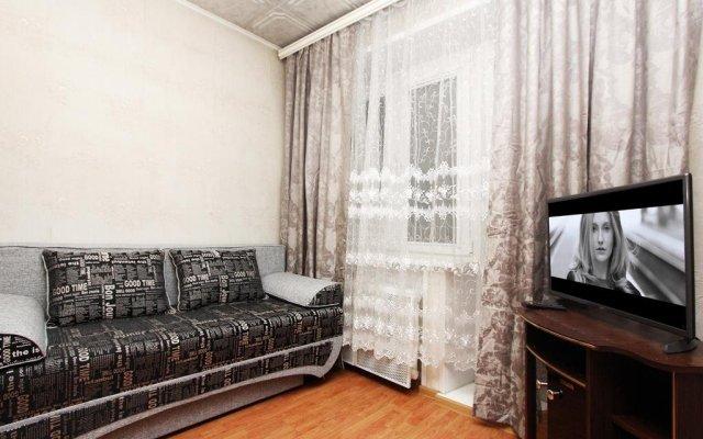 Отель Apartlux Tushinskaya Москва комната для гостей
