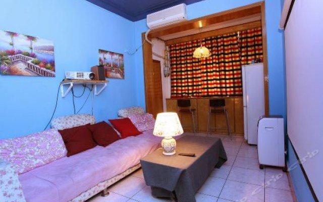 Lan Diao Hostel комната для гостей