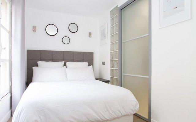 Апартаменты Tuileries - Louvre Area Apartment комната для гостей