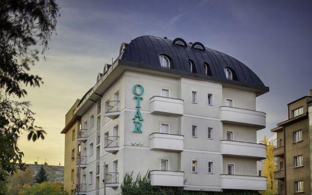 Hotel OTAR вид на фасад