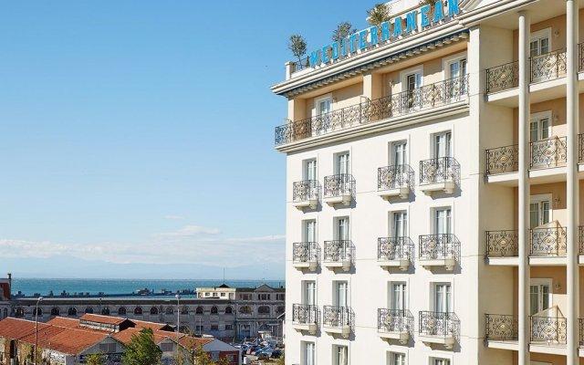 Mediterranean Palace Hotel вид на фасад
