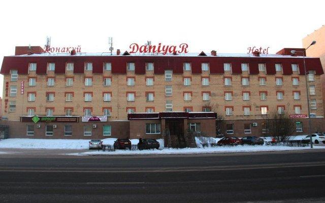 Гостиница Daniyar Казахстан, Нур-Султан - отзывы, цены и фото номеров - забронировать гостиницу Daniyar онлайн вид на фасад