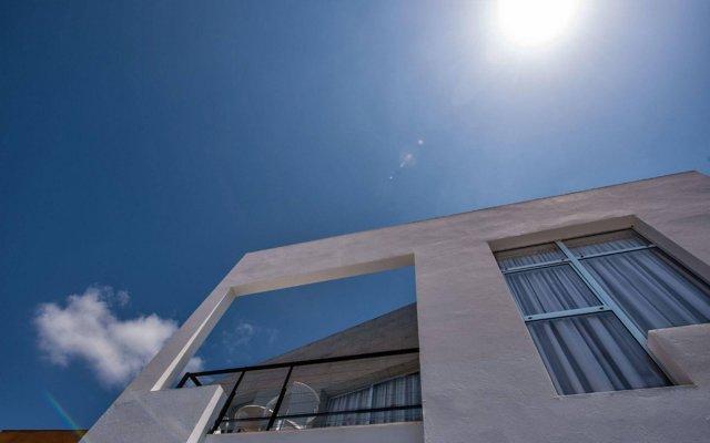 Отель Apartamentos Miami Sun вид на фасад