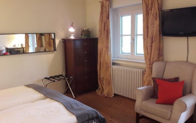 Отель Pension Prinz комната для гостей