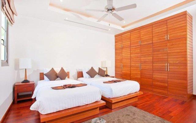 Отель Diamond Villa 3Bed No.103 комната для гостей