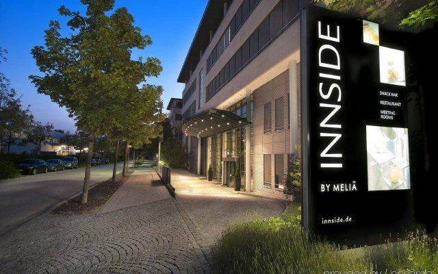 Отель INNSIDE by Meliá München Neue Messe Германия, Ашхайм - отзывы, цены и фото номеров - забронировать отель INNSIDE by Meliá München Neue Messe онлайн вид на фасад