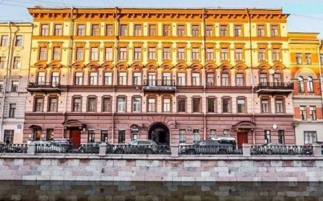 Гостиница Italian rooms Pio on Griboedova 35 вид на фасад
