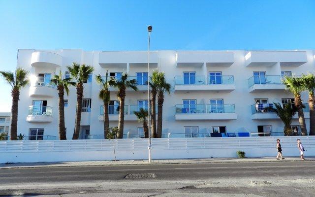 Апартаменты EVABELLE вид на фасад