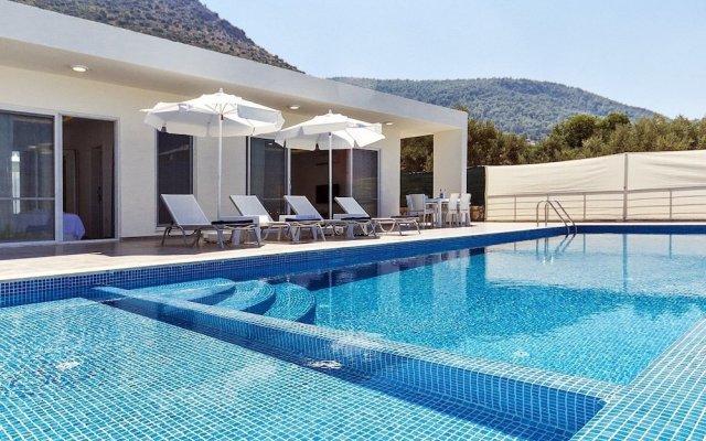 Villa Natre Турция, Патара - отзывы, цены и фото номеров - забронировать отель Villa Natre онлайн бассейн