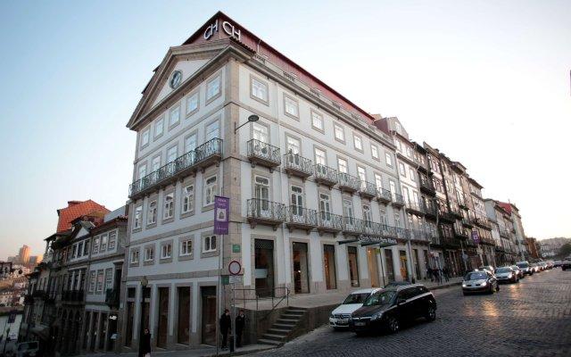 Hotel Carris Porto Ribeira вид на фасад