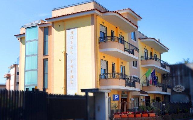 Отель Iside Италия, Помпеи - отзывы, цены и фото номеров - забронировать отель Iside онлайн вид на фасад