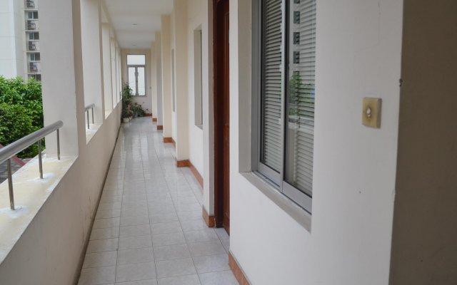 Bien Dong Hotel Halong вид на фасад