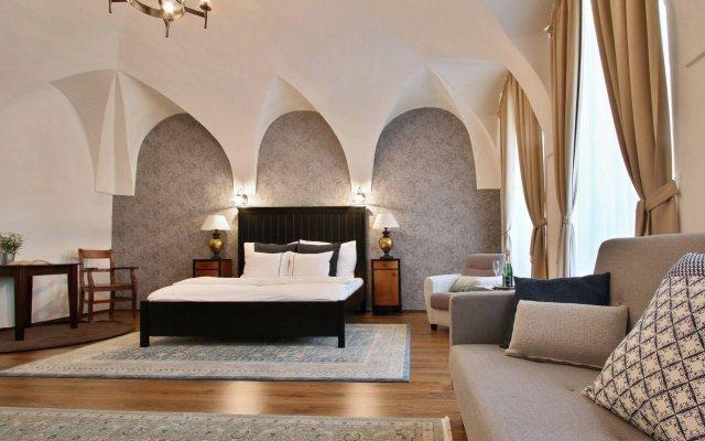 Отель U Suteru Чехия, Прага - отзывы, цены и фото номеров - забронировать отель U Suteru онлайн комната для гостей