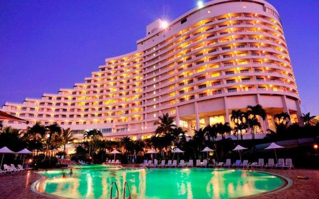Hotel Nikko Guam вид на фасад