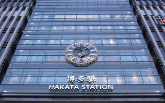 Hakata Business Hotel Хаката вид на фасад