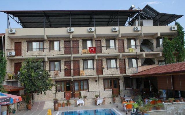 Ozturk Hotel Турция, Памуккале - отзывы, цены и фото номеров - забронировать отель Ozturk Hotel онлайн вид на фасад