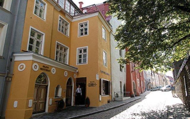 Отель Olevi Residents Эстония, Таллин - 1 отзыв об отеле, цены и фото номеров - забронировать отель Olevi Residents онлайн вид на фасад