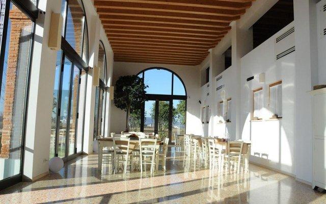 Отель Agriturismo La Risarona Грумоло-делле-Аббадессе вид на фасад