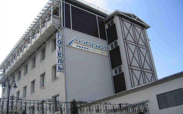 Гостиница Мариот Медикал Центр Украина, Трускавец - 2 отзыва об отеле, цены и фото номеров - забронировать гостиницу Мариот Медикал Центр онлайн вид на фасад