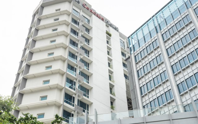The Seacare Hotel вид на фасад