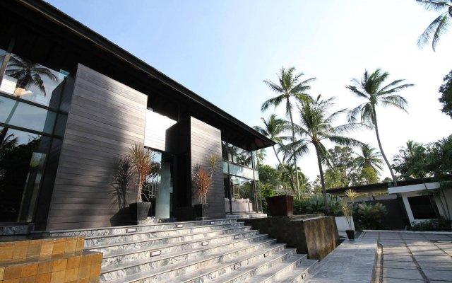 Отель Nikki Beach Resort вид на фасад