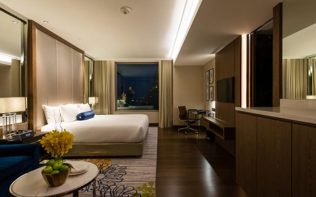 Отель Radisson Blu Plaza Bangkok Бангкок комната для гостей