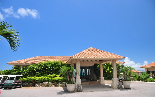 Hotel Nirakanai Kohamajima вид на фасад