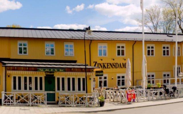 Hotel Zinkensdamm - Sweden Hotels вид на фасад
