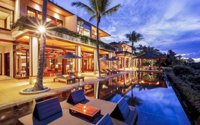 Отель Andara Resort Villas вид на фасад