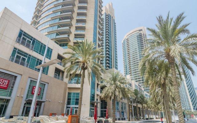 Al Ashrafia Holiday - Downtown Burj View 0