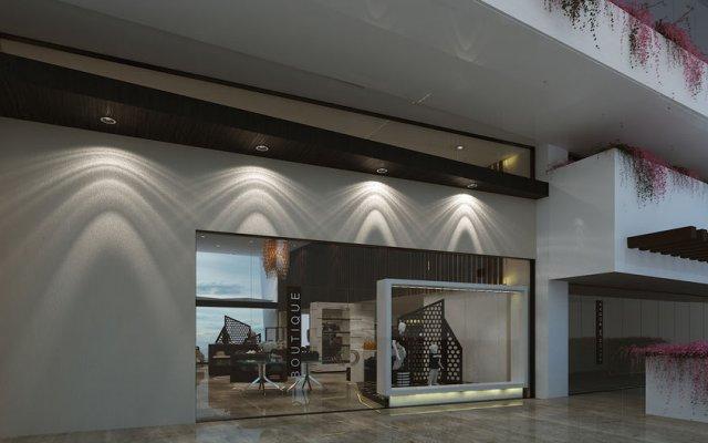 Отель Grand Velas Los Cabos Luxury All Inclusive вид на фасад
