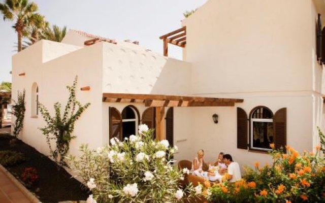 Отель Barcelo Fuerteventura Thalasso Spa Коста-де-Антигва вид на фасад