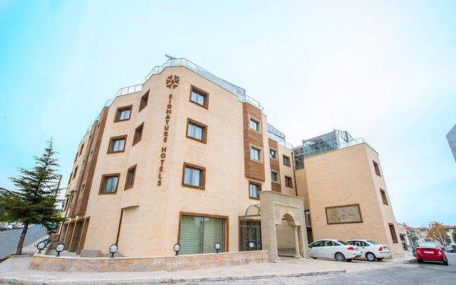 Signature Hotels & Spa Турция, Ургуп - отзывы, цены и фото номеров - забронировать отель Signature Hotels & Spa онлайн вид на фасад