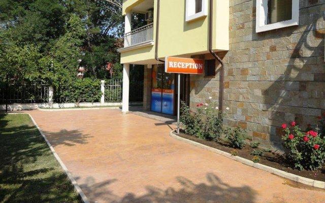Отель Summer Dreams Болгария, Солнечный берег - отзывы, цены и фото номеров - забронировать отель Summer Dreams онлайн вид на фасад