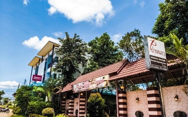 Отель Crystal Hotel Таиланд, Краби - отзывы, цены и фото номеров - забронировать отель Crystal Hotel онлайн вид на фасад