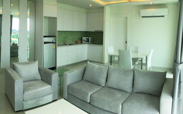 Отель Amazon Residence by Pattaya Sunny Rentals комната для гостей