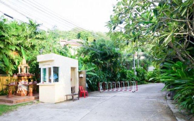Отель Sun Paradise Villas Karon вид на фасад