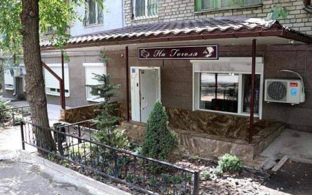 Hostel Club Запорожье вид на фасад