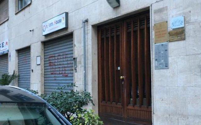 Отель Ciuri Ciuri B&B вид на фасад