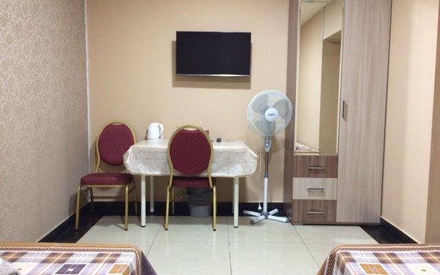 Hotel Rica комната для гостей