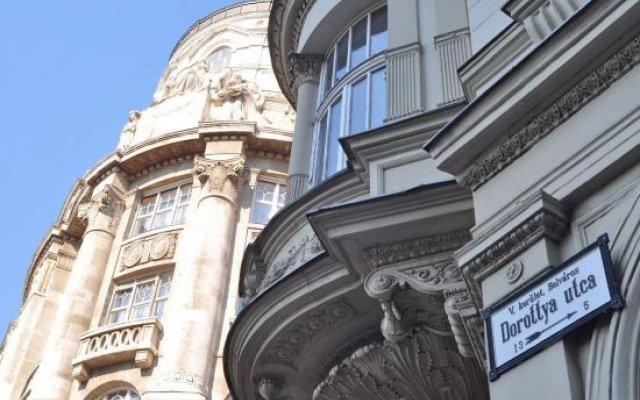Отель Dorothilux Apartment Венгрия, Будапешт - отзывы, цены и фото номеров - забронировать отель Dorothilux Apartment онлайн
