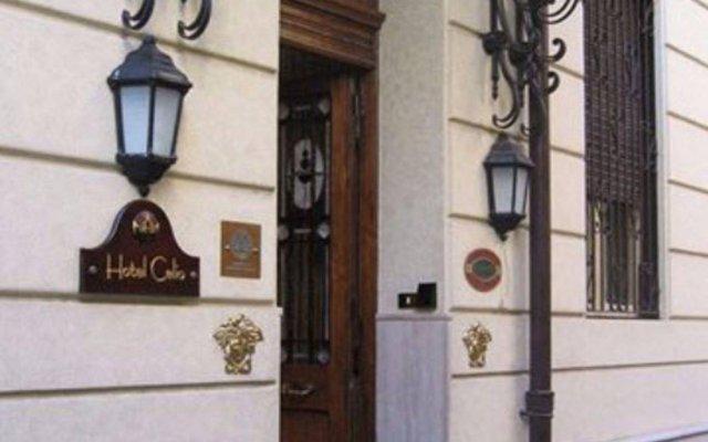 Hotel Celio вид на фасад
