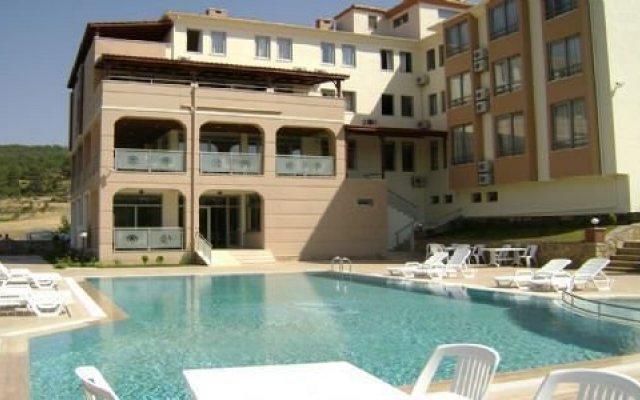 Club Adas Hotel Турция, Каваклыдере - отзывы, цены и фото номеров - забронировать отель Club Adas Hotel онлайн бассейн