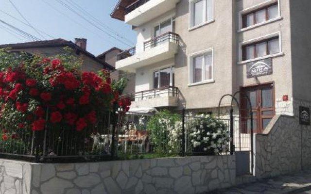 Отель Mira Guest House Банско вид на фасад