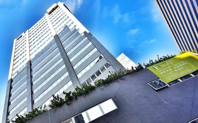 Отель Ease Tsuen Wan Китай, Гонконг - 1 отзыв об отеле, цены и фото номеров - забронировать отель Ease Tsuen Wan онлайн вид на фасад