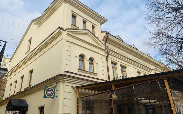 Хостел Arbat 42 Москва вид на фасад