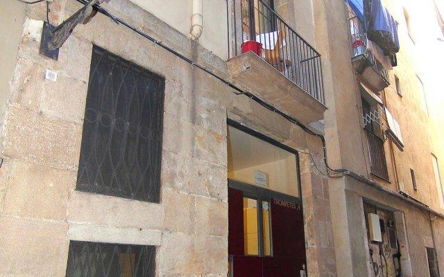 Отель Picasso Apartments Испания, Барселона - отзывы, цены и фото номеров - забронировать отель Picasso Apartments онлайн вид на фасад