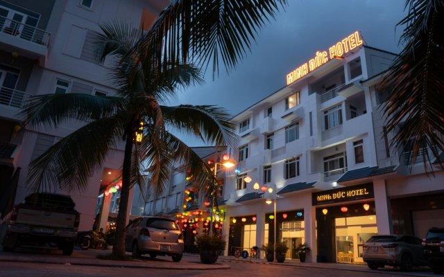 Minh Duc Hotel вид на фасад